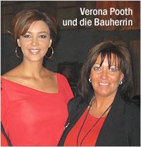 Prominente Bauherrin aus Meerbusch bei Düsseldorf